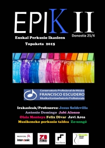 Cartel Epik 2015