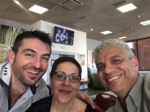 2015-11 Mª Jose y Nick