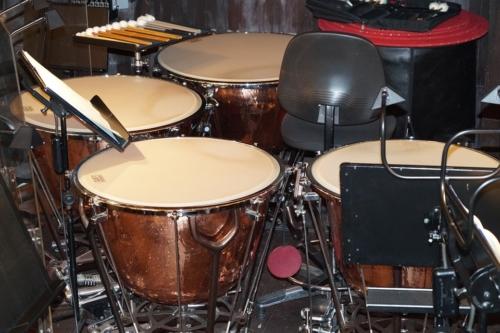 Percusión dúo y trío